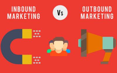 Inbound vs Outbound: entenda a diferença dessas duas estratégias